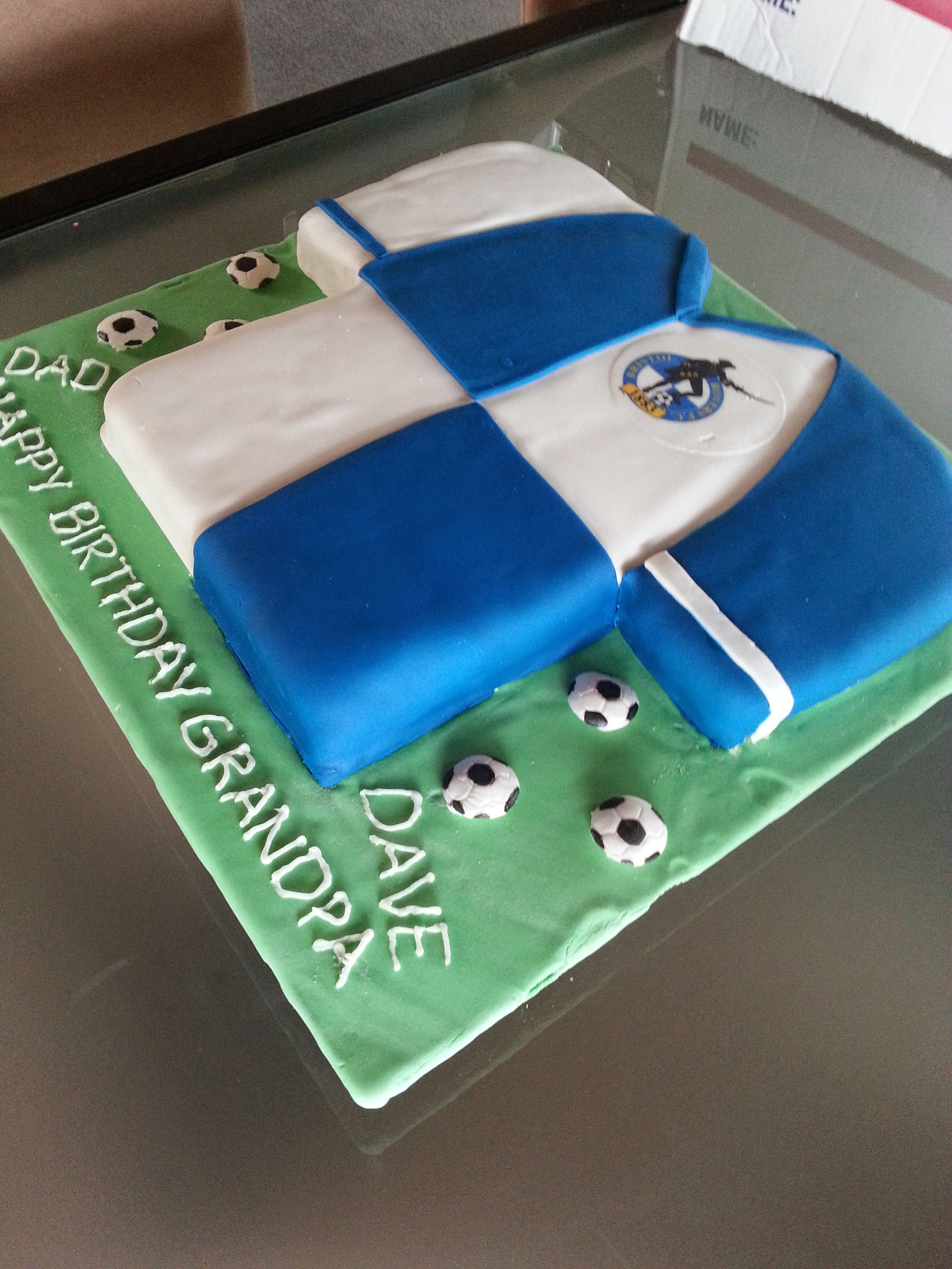 bristol rovers shirt cake cakes and cupcakes by jen
