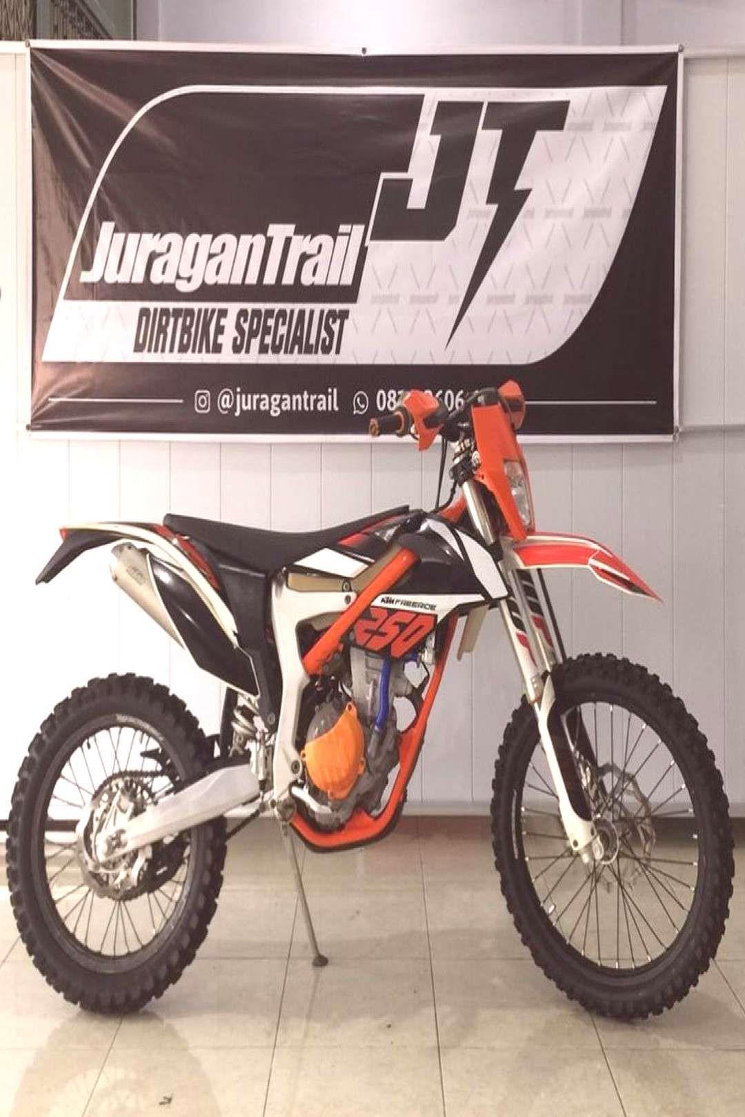 Motorcycle Freeride Juragan Monggo Th2018 106jam Clutch