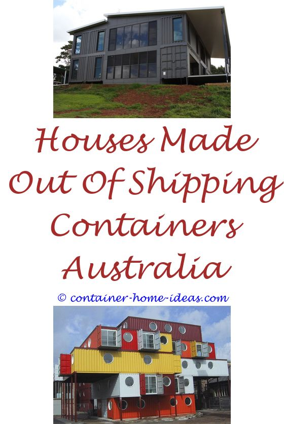 Storage Container Houses Pinterest