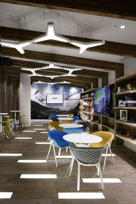 Adidas Japan Headquarters Office Office Design