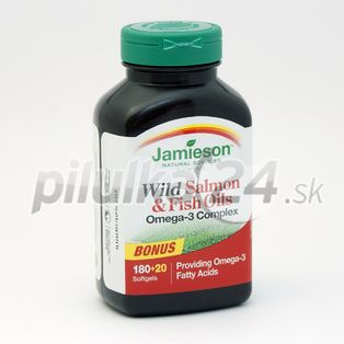 Jamieson Salmon Oil