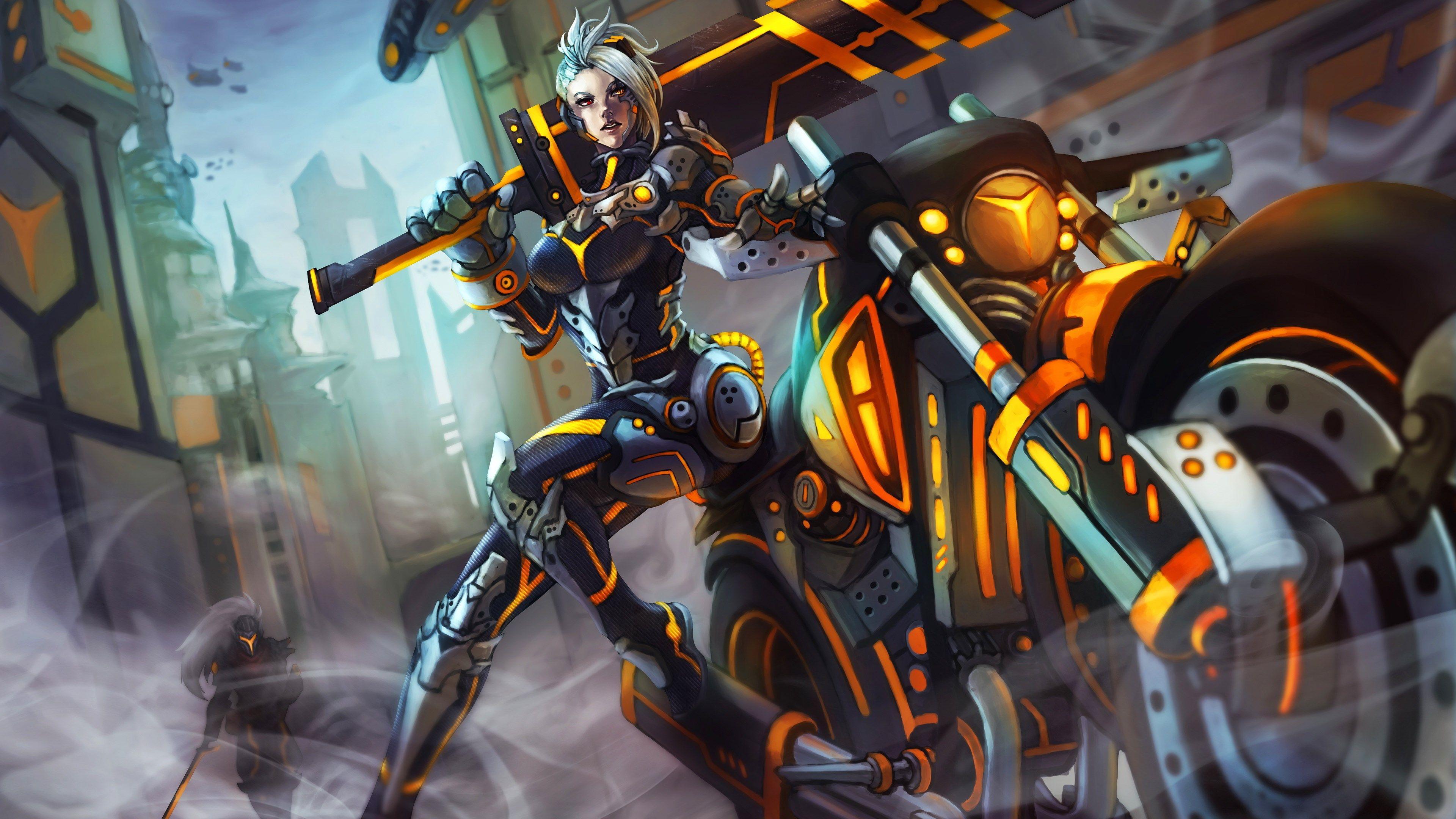 Riven Desktop Background Fan Art Liga Legend Legendy