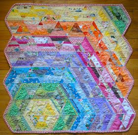 Sew....Yeah: Iris Exagoni - The big finish