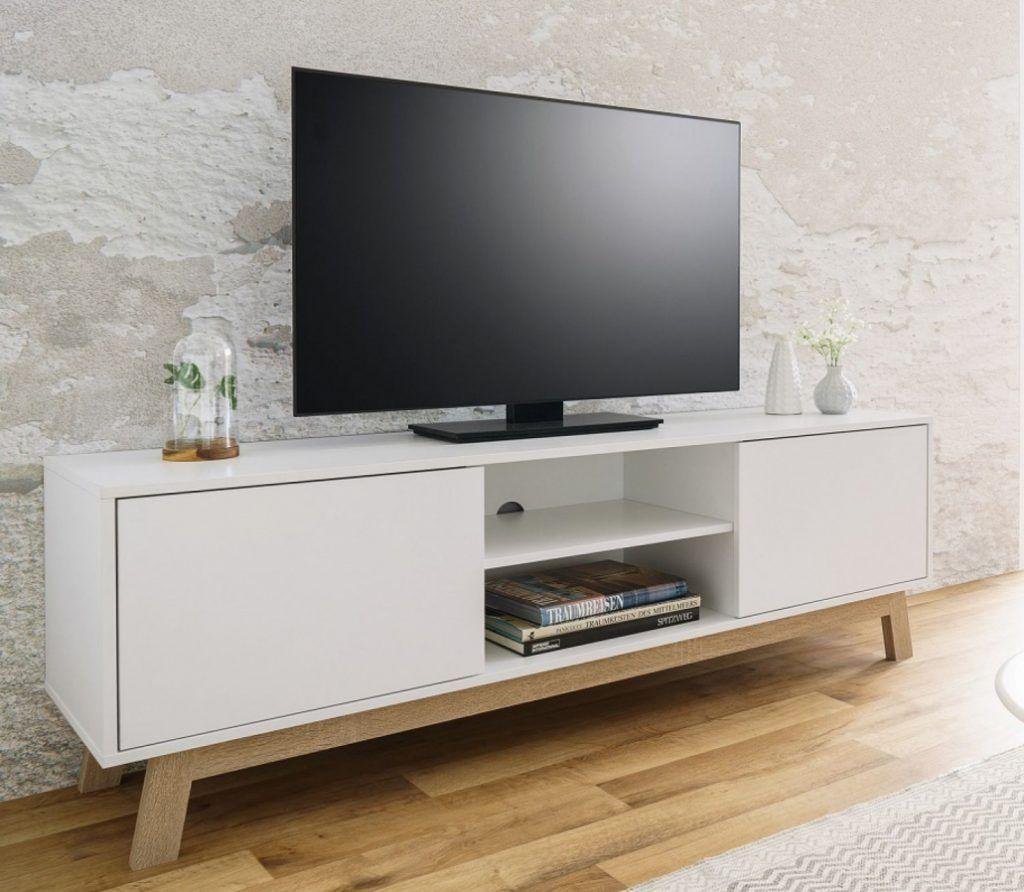 Faszinierend Tv Bank Skandinavisch Tv Schrank Lowboard