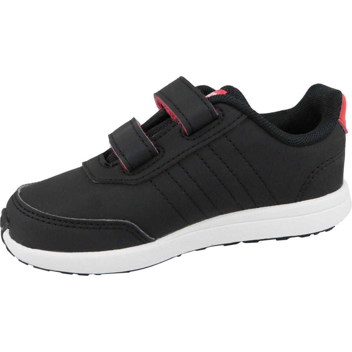Buty Adidas Vs Switch 2 Cmf Inf Jr F35703 Czarne Sports Shoes Adidas Black Shoes Adidas