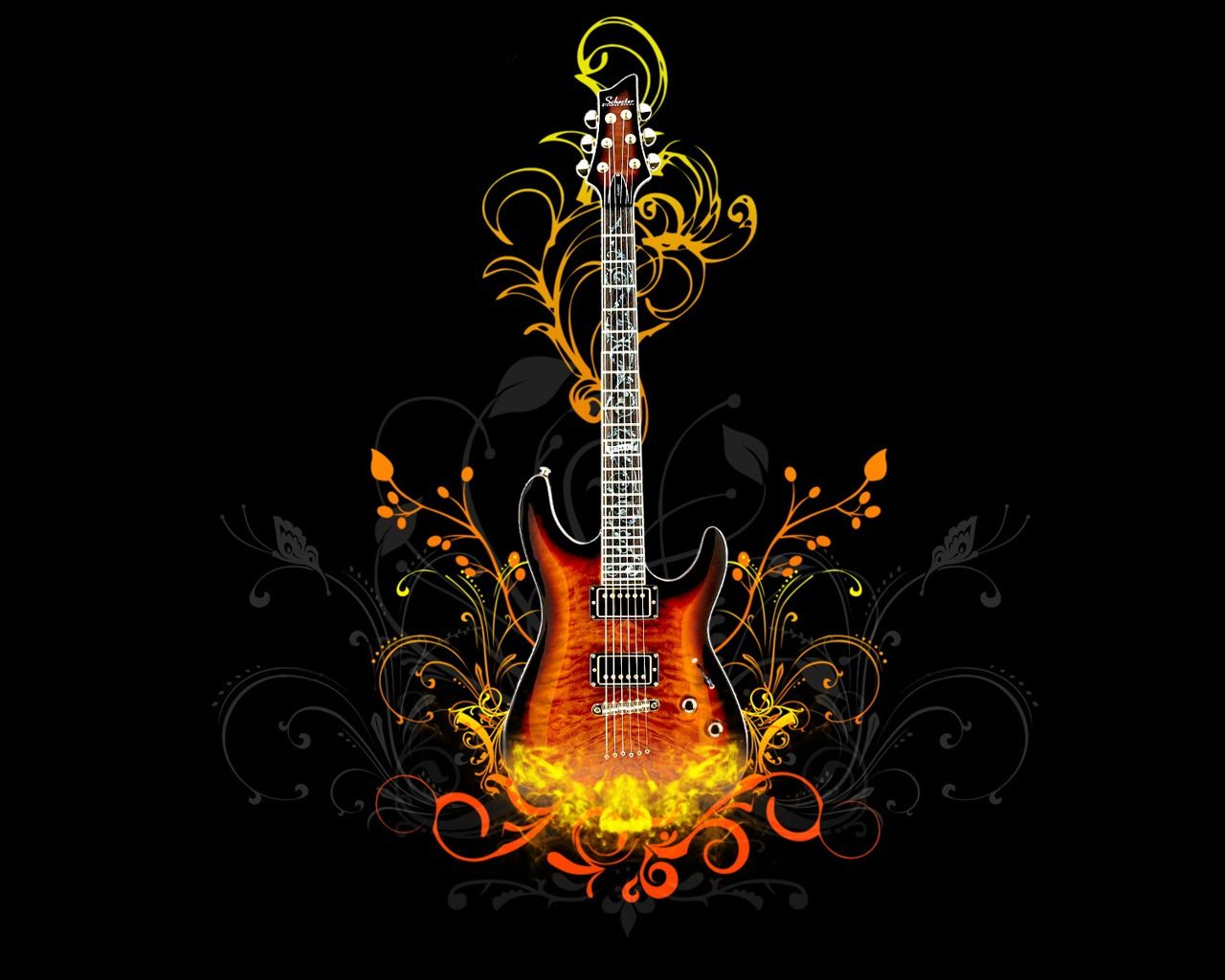 Guitar wallpapers hd backgrounds images pics photos free 1280 guitar wallpapers hd backgrounds images pics photos free 12801024 guitar wallpapers voltagebd Choice Image