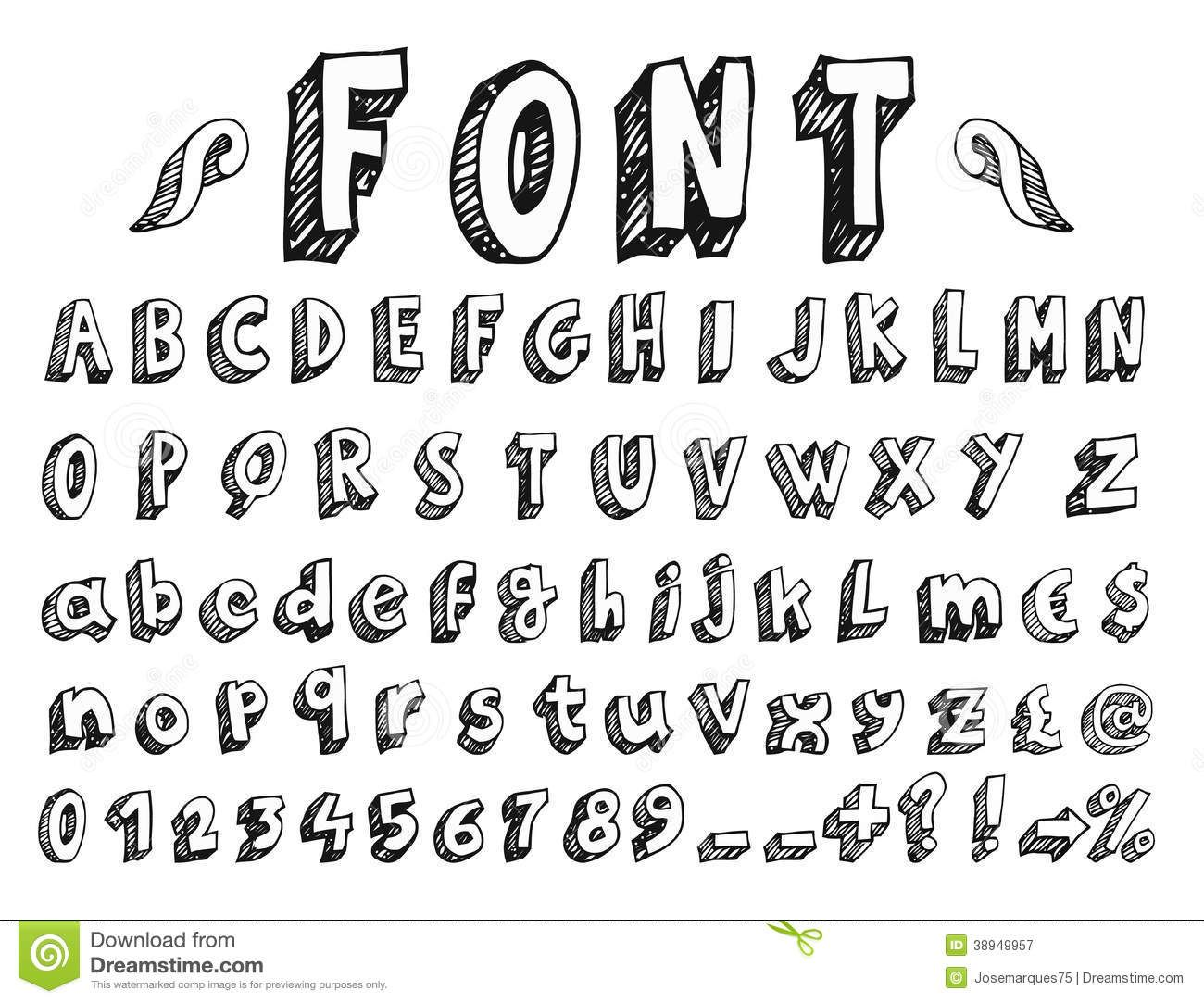 Pin By Ashley Masters On Cute Fonts