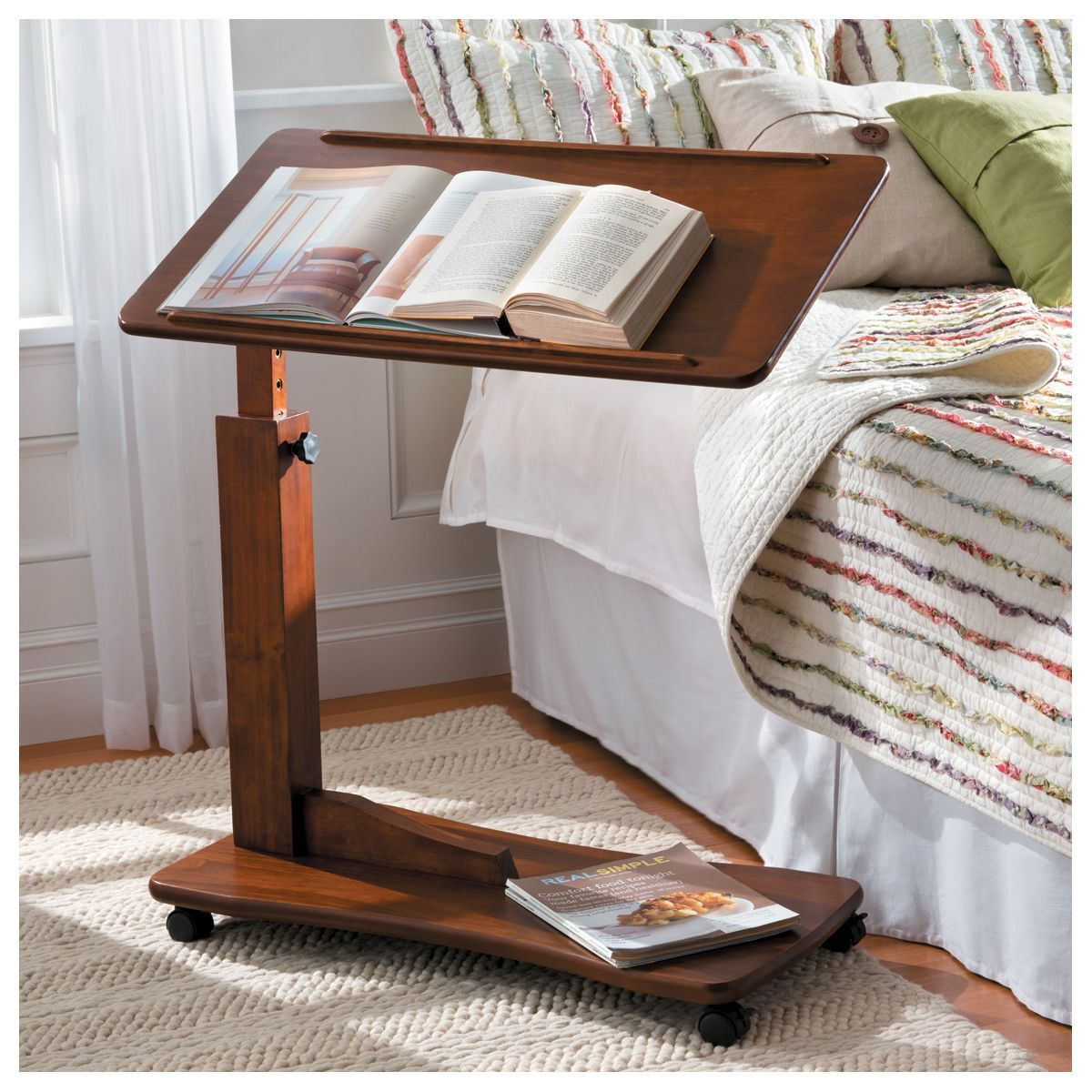 Adjustable Bedside Table, Getting this one At home