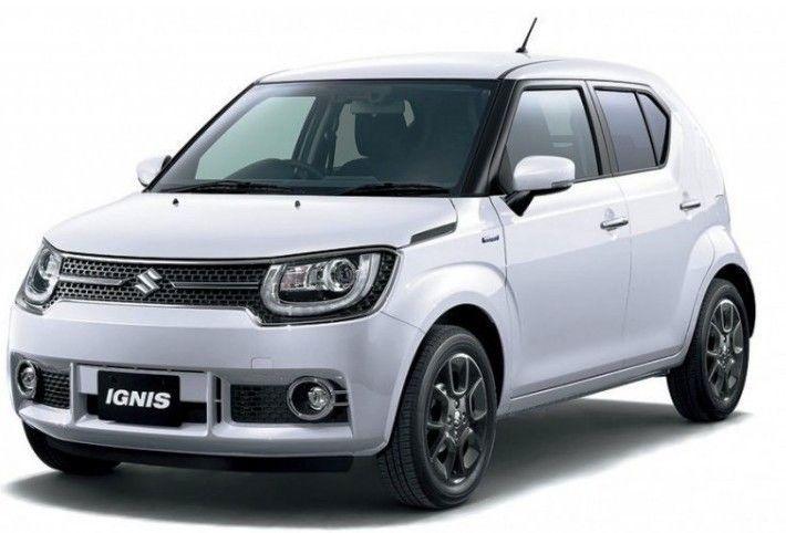 Maruti Suzuki Ignis Suv To Launch At Diwali Mobil Suv Kendaraan