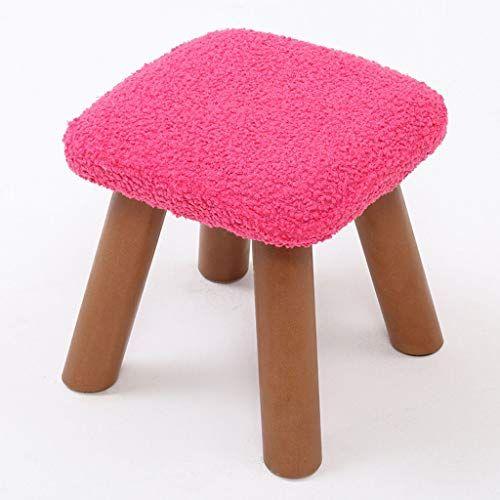 Wondrous A Modern Solid Wood Footstoolstackable Four Legged Stool Ibusinesslaw Wood Chair Design Ideas Ibusinesslaworg