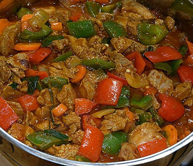 Stews And Sauces Archives - Sisi Jemimah