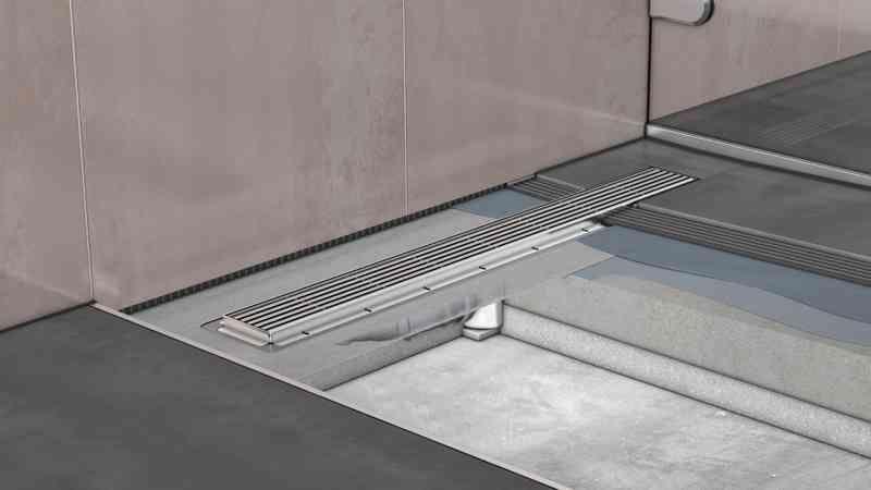 Begehbare Dusche 7 Typische Fehler Beim Einbau In 2020 Begehbare Dusche Dusche Ablaufrinne