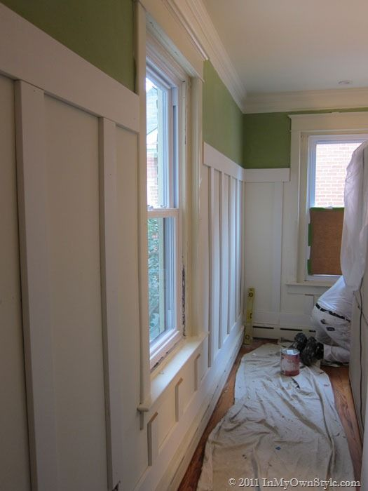 Painting Furniture Black Stain Vs Black Paint In My Own Style Cheap Crown Molding Home Bedroom Diy