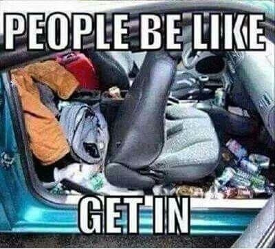 Messy Car Meme Funny Pictures Messy Car Bones Funny