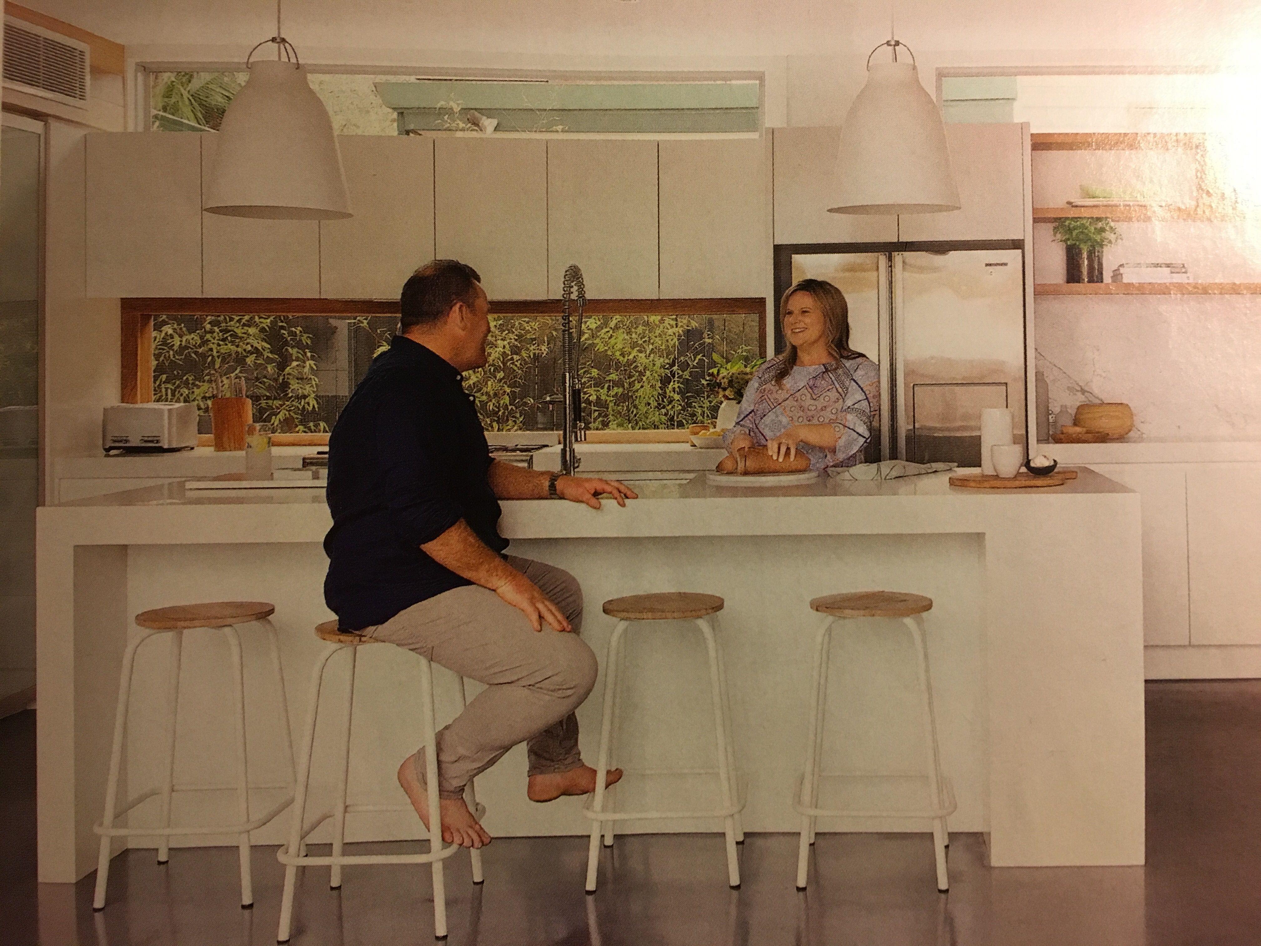 Asombroso Cocina Del Apartamento Renovaciones Sydney Festooning ...