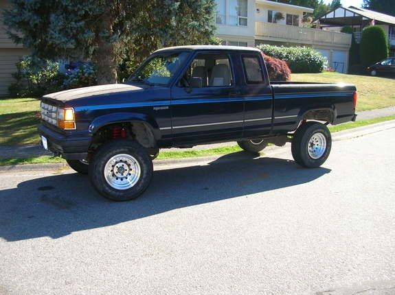 1991 Ford Ranger Extended Cab 4x4 Google Search Mine Was Gold And I Sold It To Jon Poor Thing Is Dead By Now I Think Ford Ranger Ranger Ford