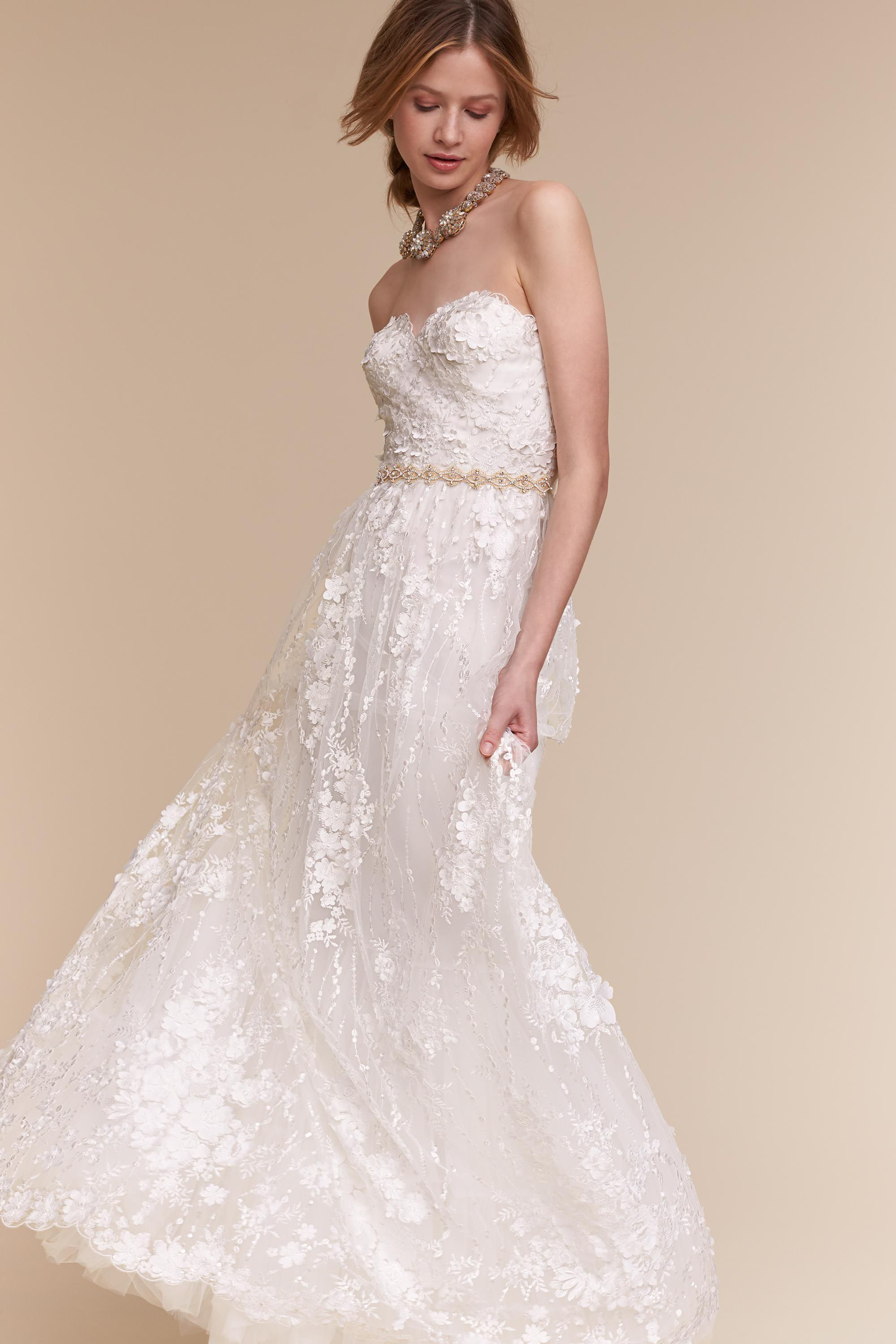 low cost wedding dresses in atlantga%0A Sia Gown from  BHLDN