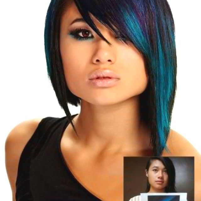 Luv this cut and the teal color