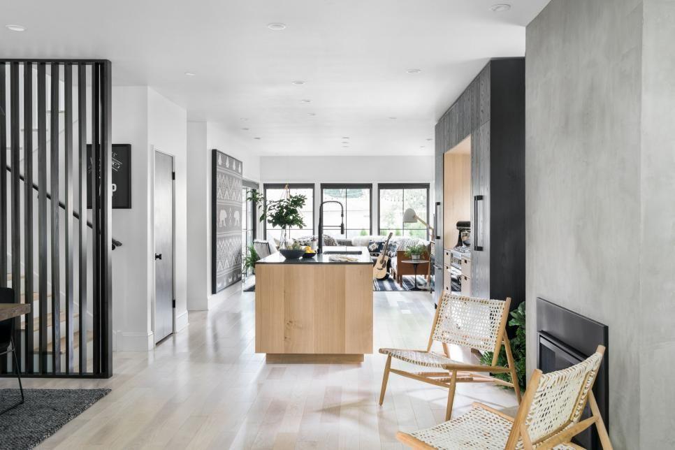 Pin On Scandinavian Modern Farmhouse Design Hgtv Urban Oasis 2019