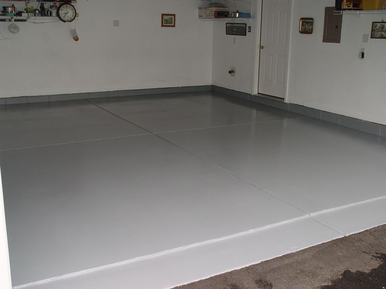 Best garage floors ideas lets look at your options floor paint best garage floors ideas lets look at your options dailygadgetfo Images