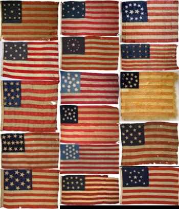 Wordpress Com Vintage American Flag Flag History Design