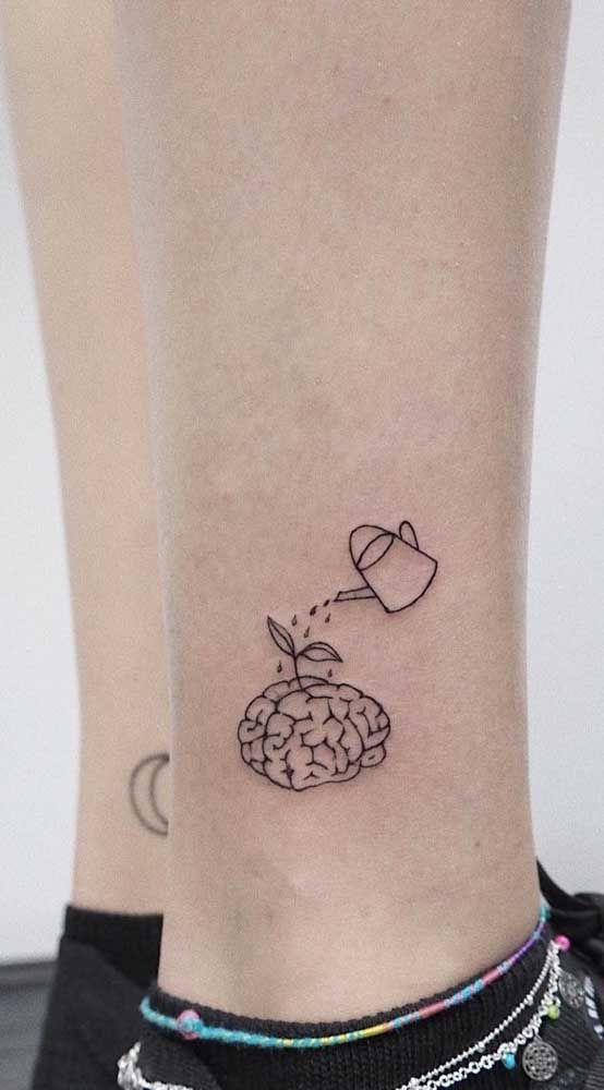 Tatuagens fofas: 60 ideias e inspirações para você conferir