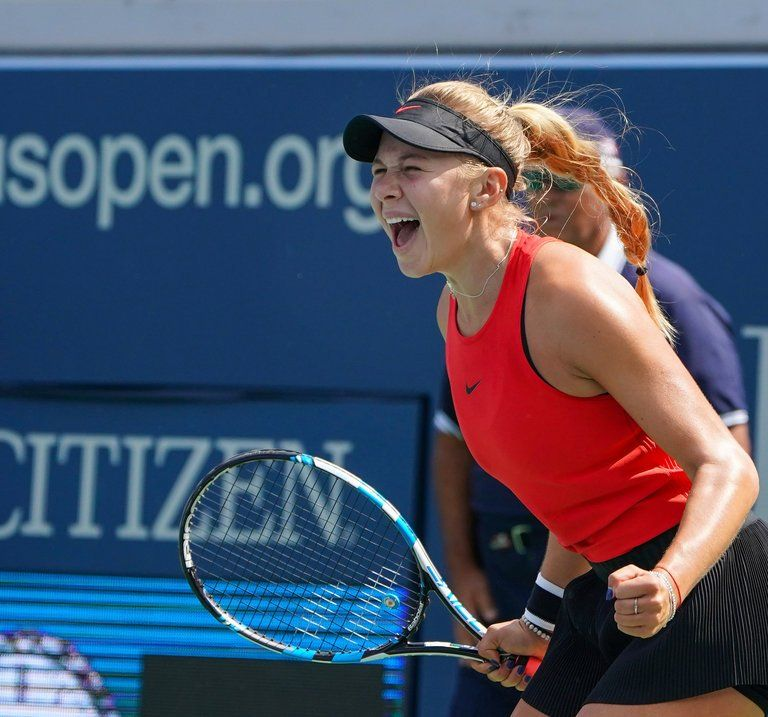 A 13 Year Old S Success In Tennis Raises Questions About Age Limits Tennis Young Americans Tennis Players