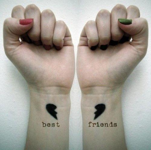 Best Friends Are Never Far Apart | tattoo | Pinterest | Tattoo ...