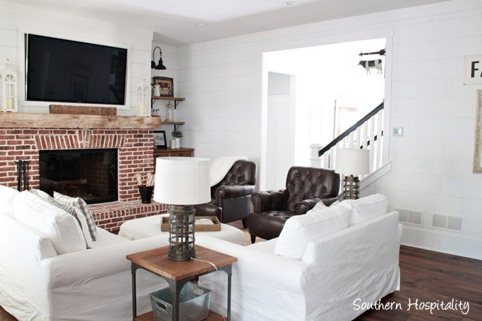 Feature Friday Modern Farmhouse In North Atlanta Apartment