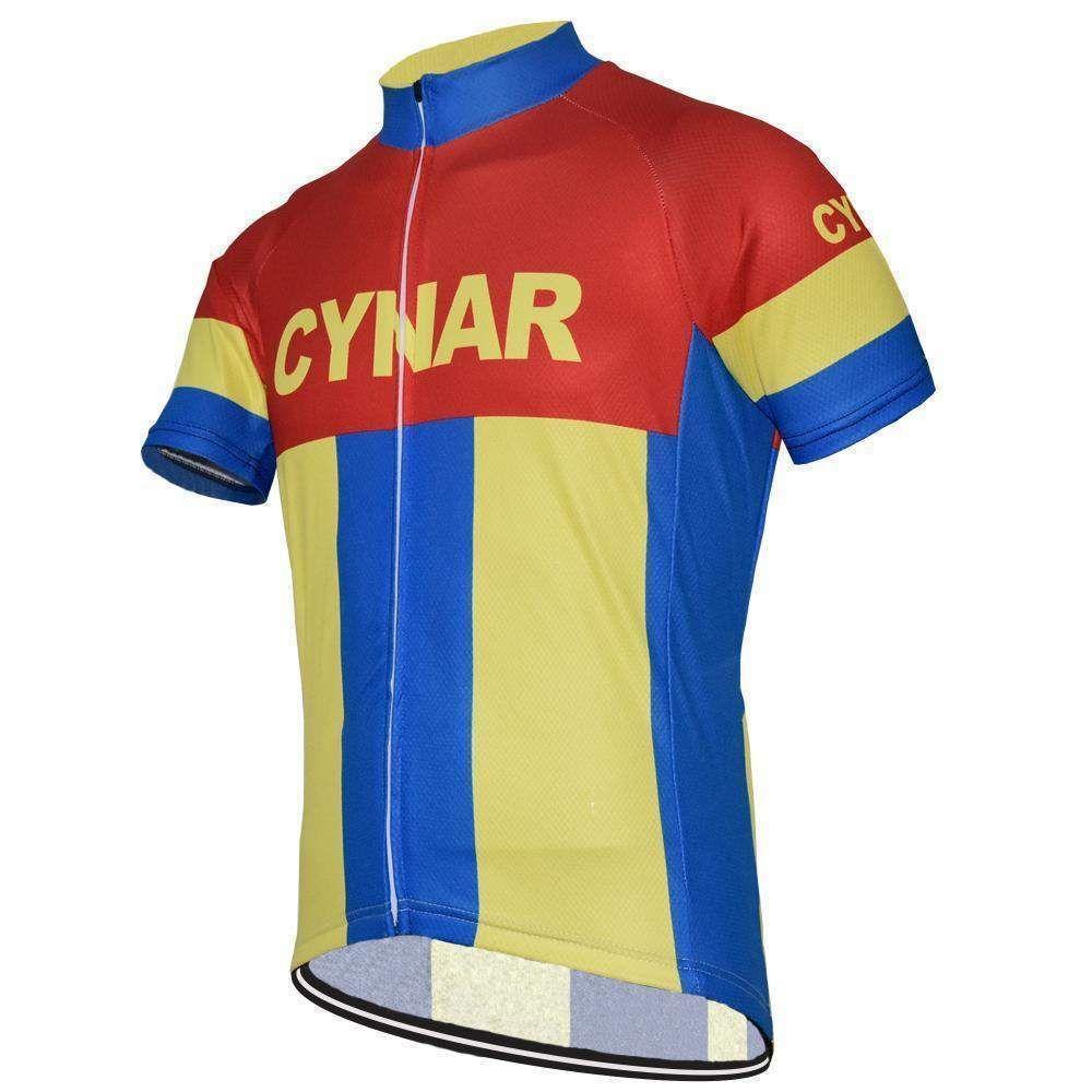 Retro 1964 Cynar Pro Team Cycling Jersey  4c5af4fd6