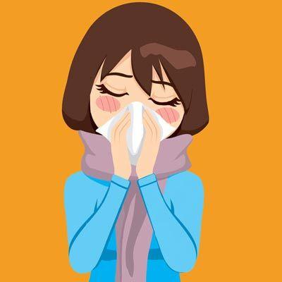 Foto Animasi Dp Bbm Sakit Flu