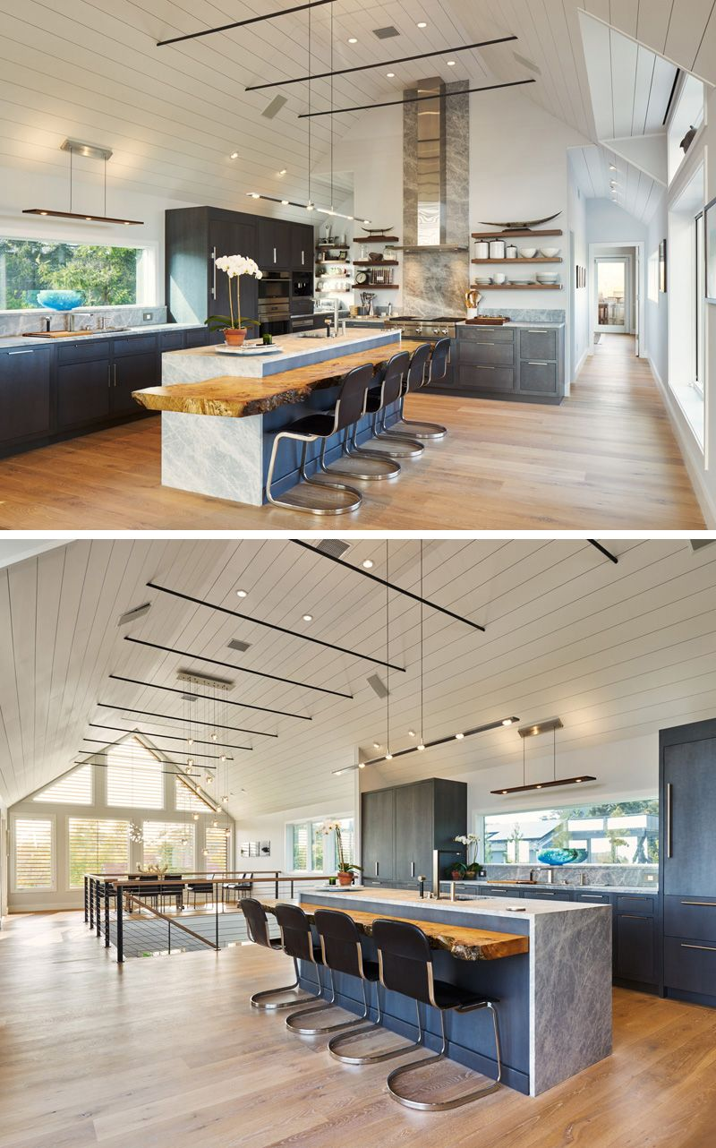 BergDesign Architecture have completed the Monroe Drive Residence, a ...