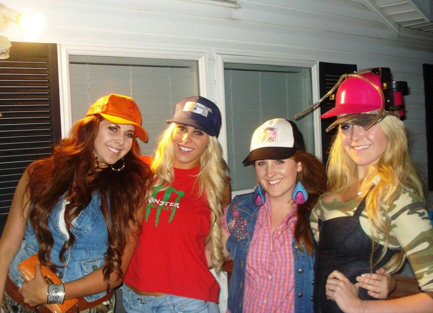 Nice Redneck Christmas Party Ideas Part - 4: Redneck Party Costume Ideas