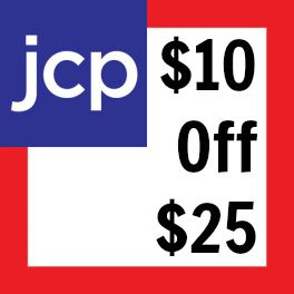 Jcpenney coupons 10 off 25 or more