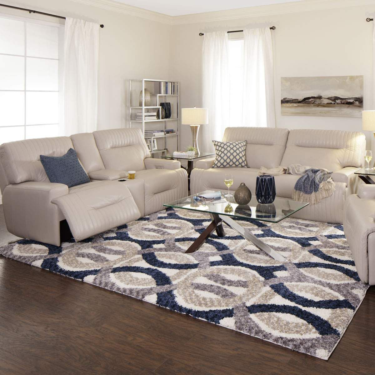 Polo Living Room Sofa Set Reclining Sofa Living Room Living