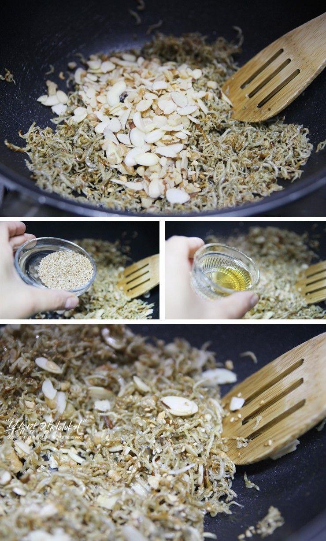멸치볶음 황금레시피 이대로 하면 바삭하고 맛나요!! : 네이버 블로그