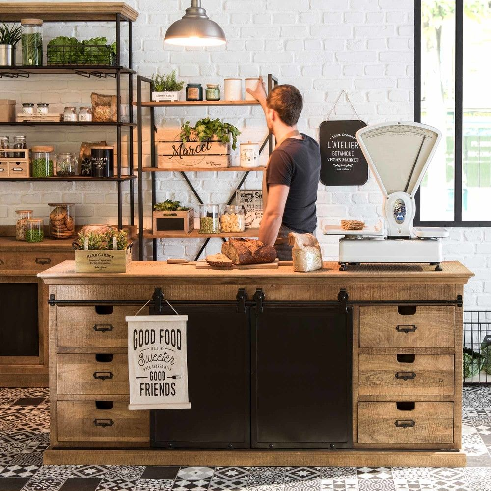 Objets déco nel 2019 | Collection Green Market | Cucine ...