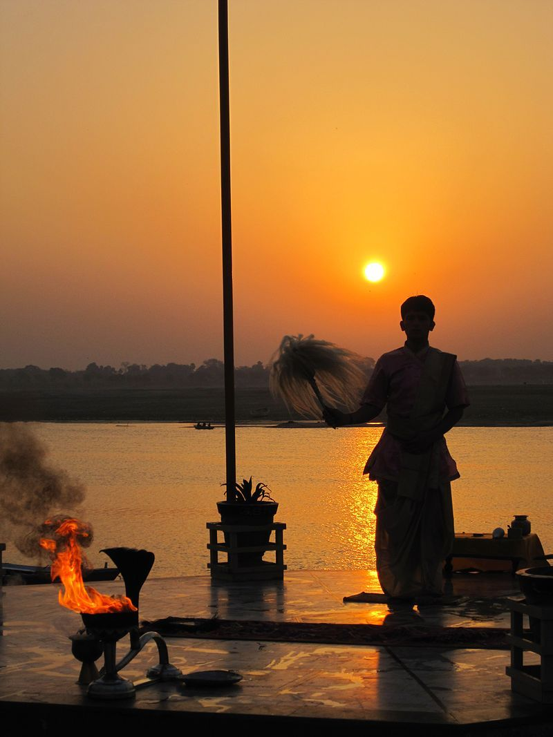 Mother Ganga - the Ganges river - an unforgettable symbol of Indian history, religion and culture. Support the clean Ganga mission and help restore her glory - donate, promote or raise awareness.