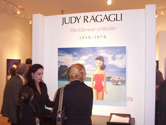 Barbie Artists, Judy Ragagli
