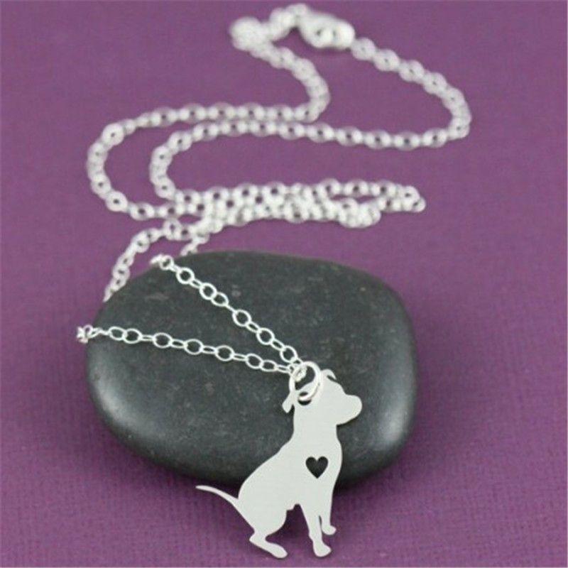 Pit Bull Necklace Pendant