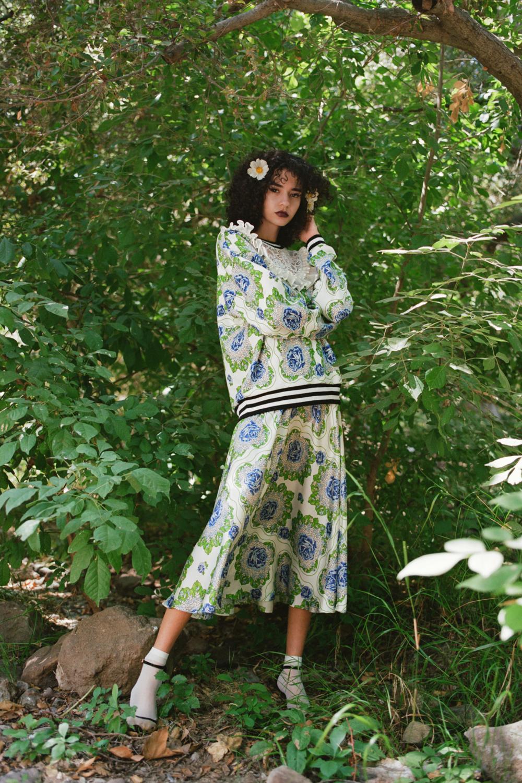 Rodarte Spring 2021 Ready-to-Wear Collection - Vogue in 2020   Fashion,  Fashion week, Rodarte