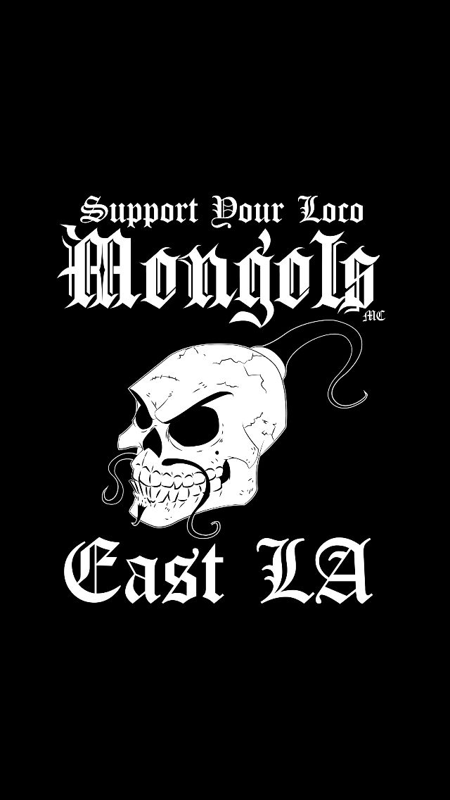 SYLM SUPPORT THE NATION! MONGOLS MOTORCYCLE CLUB #mongolsmc #sylm