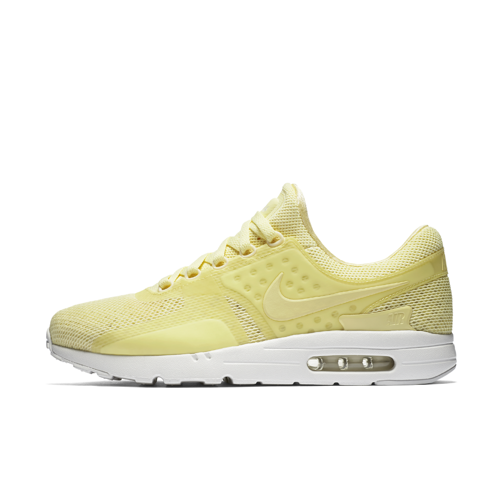 separation shoes 93c05 bdc9a Nike Air Max Zero Breathe Mens Shoe Size 10.5 (Yellow)