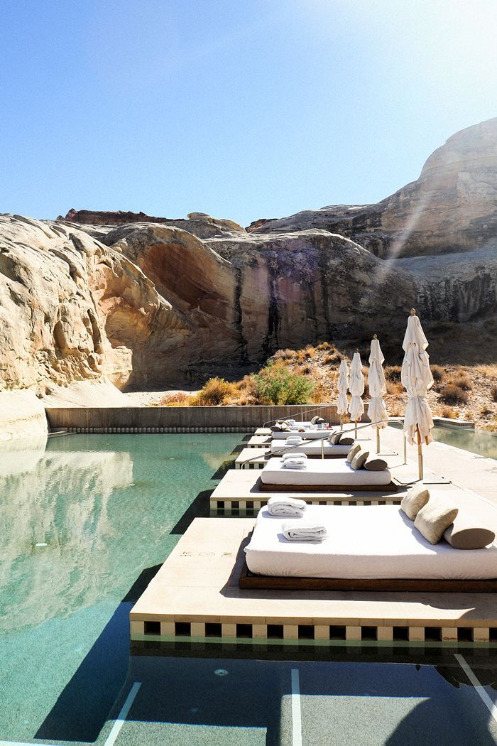 Craving an off-the-grid adventure? These dreamy desert vacations offer rest and respite from city life.