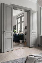 Photo of Staining på dörren, # dörren # Staining #glassesmakeupdress # på