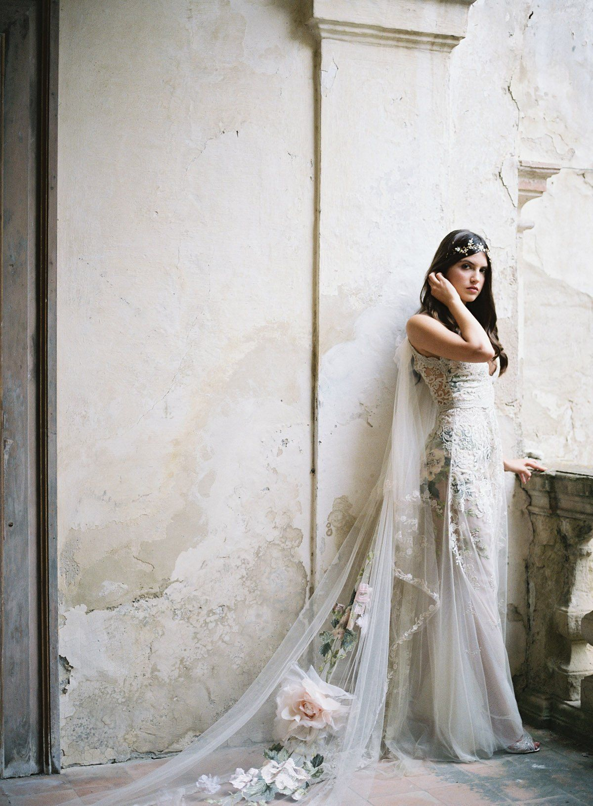 Claire pettibone gypsy rose couture wedding gown dream wedding