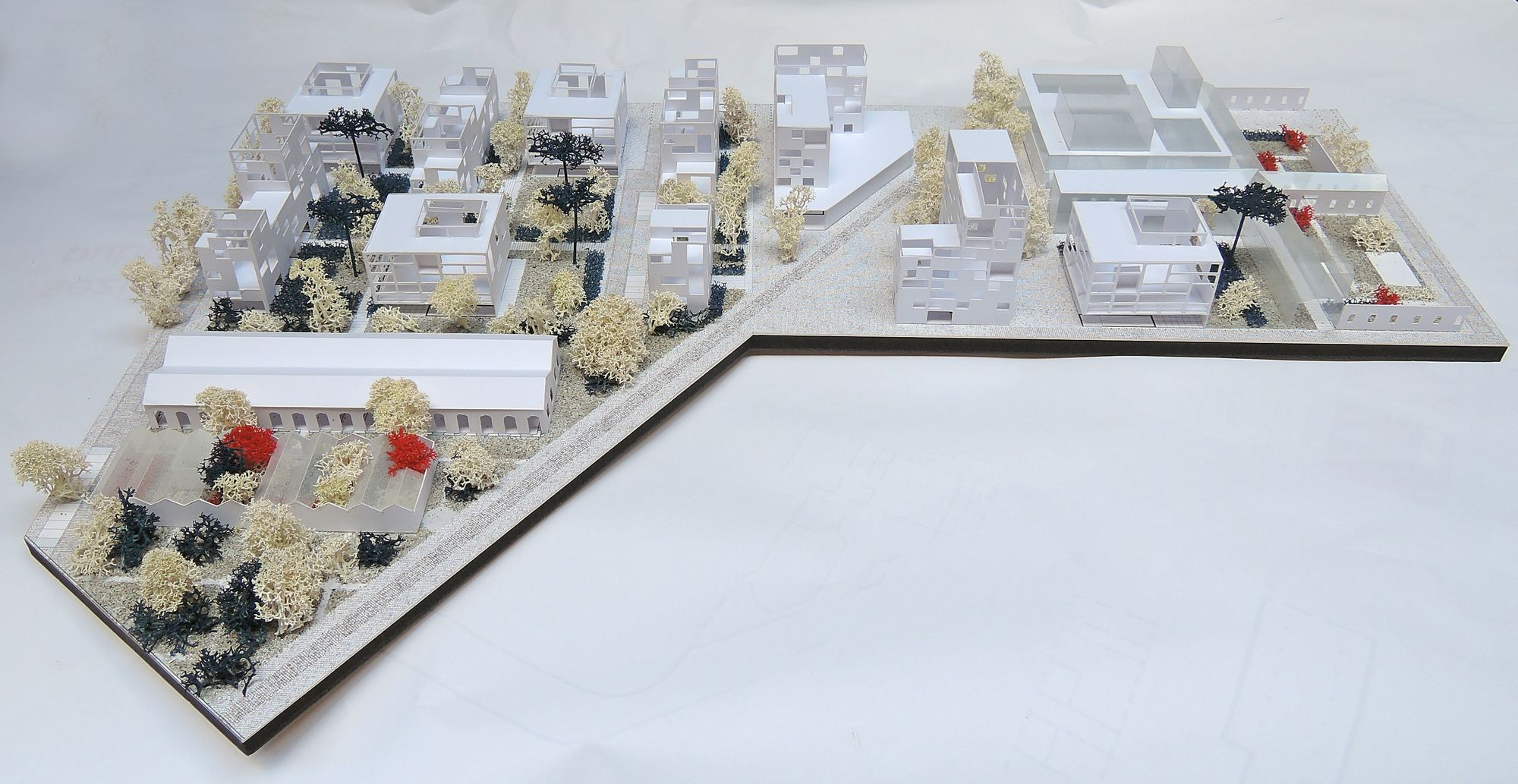 Gallery - Studio 015 Paola Viganò Wins Competition to Masterplan Rome's Progetto Flaminio District - 8