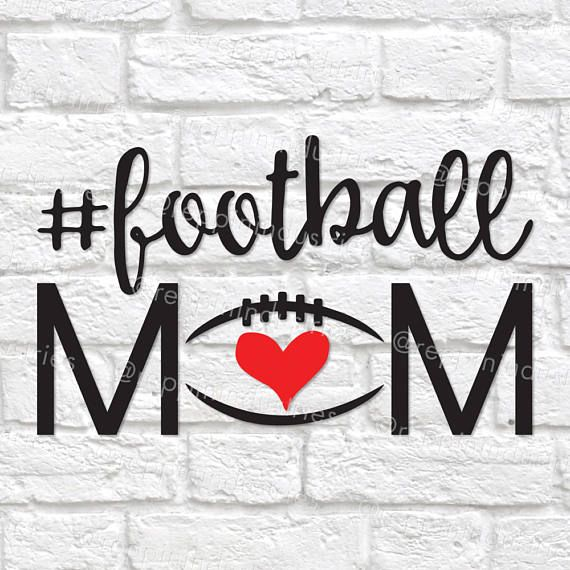 Football Mom Svg Football Svg Mom Svg Sports Svg Hashtag Etsy In 2020 Football Mom Football Mom Shirts Ideas Sports Svg