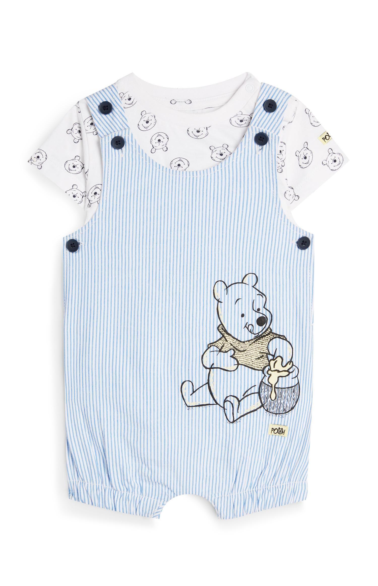 Disney Primark Kids Boys The Lion King Simba 2 Pack Vest Sleepsuit  Gift New