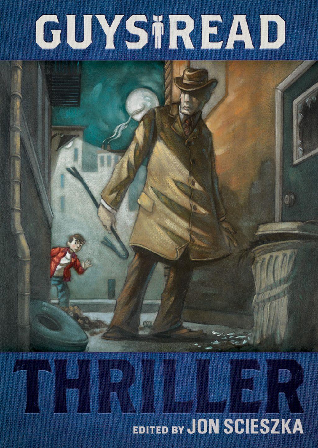 Guys read thriller ebook guys read